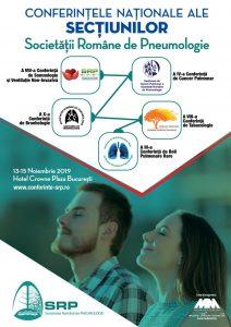 Conferințele naționale ale Societății Române de Pneumologie