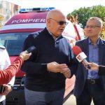 Noile ambulanțe SMURD sunt operaționale din luna octombrie în București-Ilfov