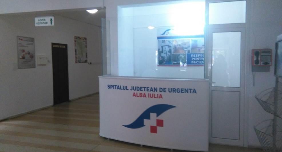 Alba Iulia: Aproape 30 de pacienți cu AVC au beneficiat de tromboliză intravenoasă