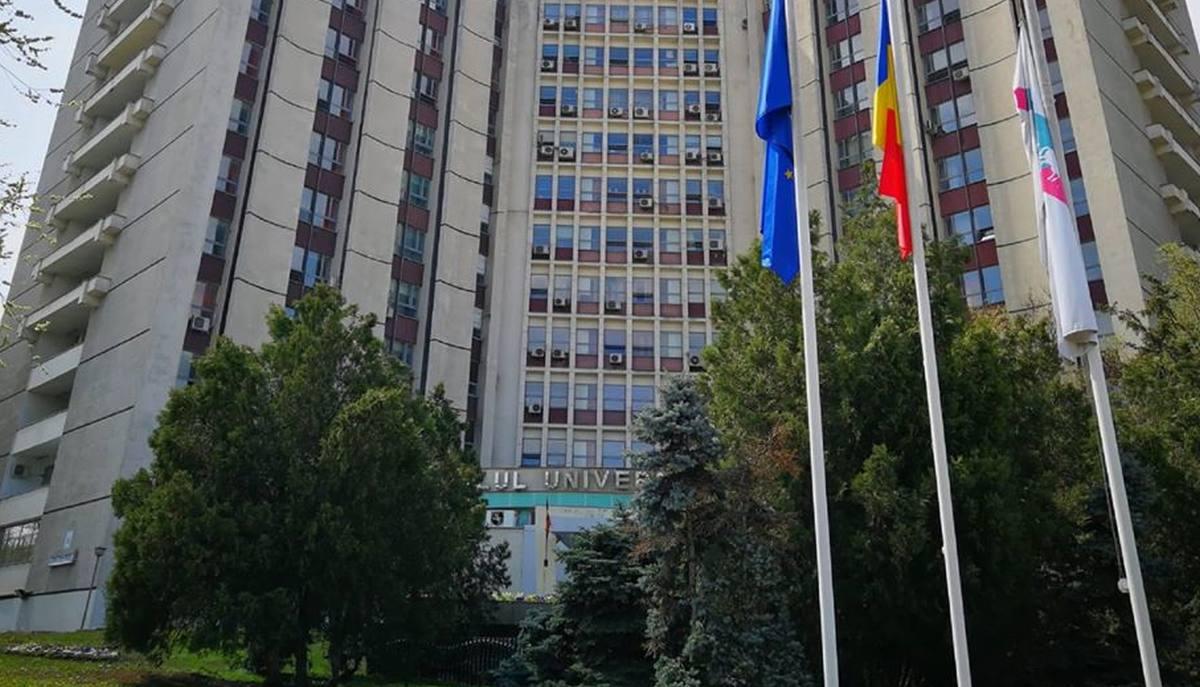 Dr. Adriana Nica va fi înlocuită la conducerea SUUB de prof.dr. Cătălin Cârstoiu.