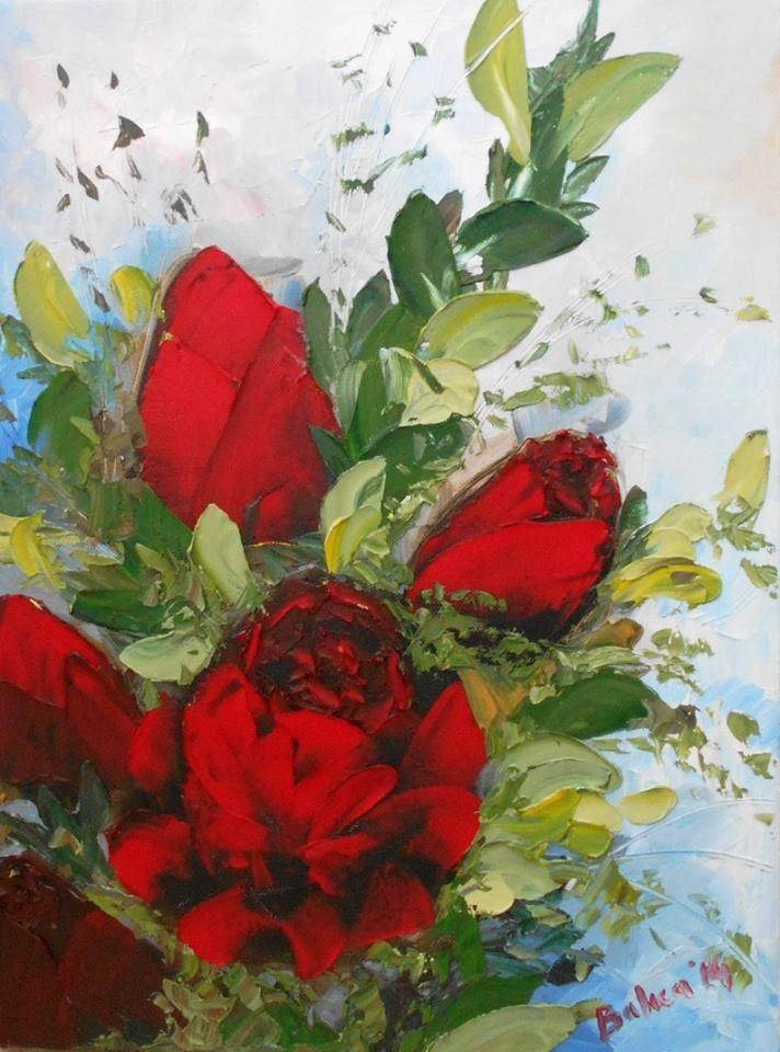 tablou-flori-pictura-medic-nicolae-balica