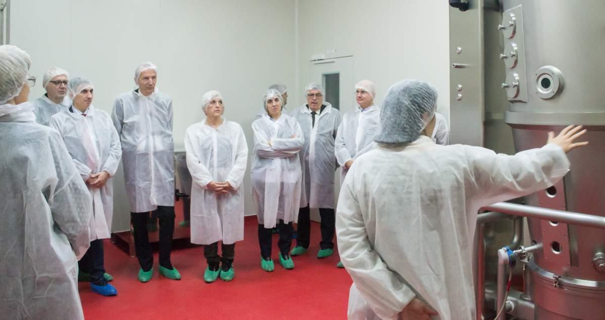 Antibiotice Iași va înregistra alte 12 medicamente pe piața din Serbia în următorii doi ani