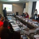 Întâlnirea rețelei europene European network to promote infection prevention for patient safety (EUNETIPS) – Timișoara