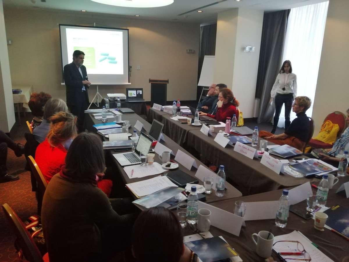 Întâlnirea rețelei europene European network to promote infection prevention for patient safety (EUNETIPS) – Timișoara