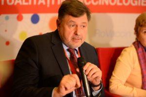 Alexandru Rafila: Nu putem discuta despre epidemie de gripă în România