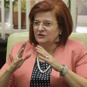 prof. univ. dr. Catalina Poiana, presedinte Colegiul Medicilor din Municipiul Bucuresti (CMMB)