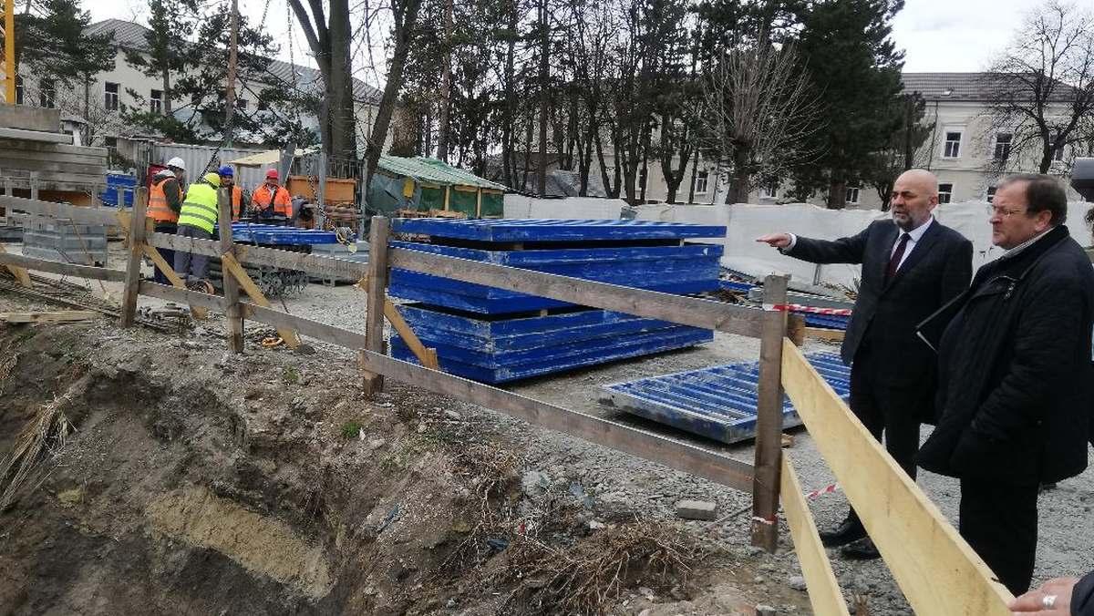 Proiecte importante pentru medicina din Suceava: Extinderea Spitalului Județean de Urgență, Secția de Oncologie, Spitalul de Copii