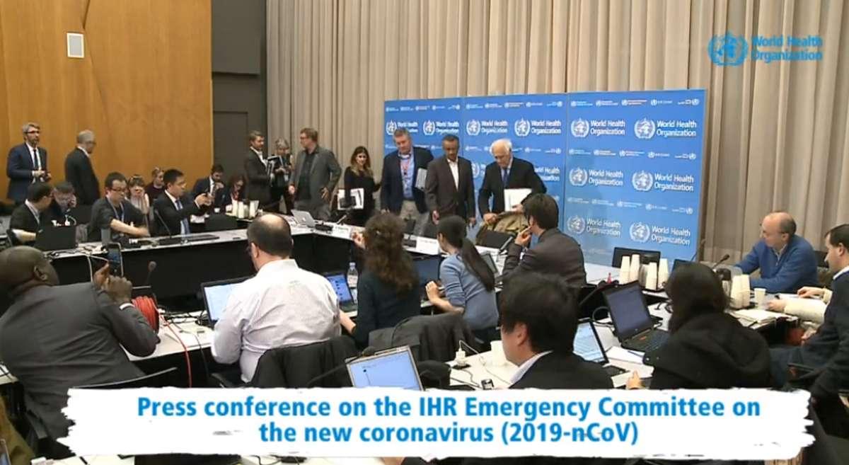 """OMS a anunțat că epidemia 2019-nCoV este o """"urgență pentru sănătatea publică la nivel internațional"""""""