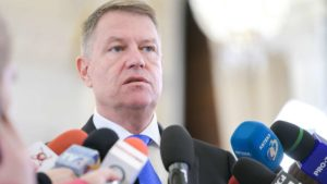 Klaus Iohannis: Decretez stare de urgență la începutul săptămânii viitoare