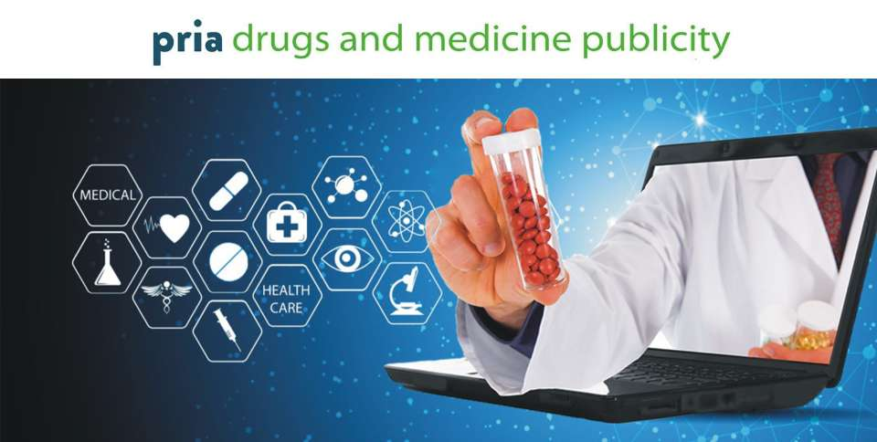 Conferința PRIA Drugs and Medicine Publicity are loc luni la București