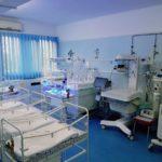 Linie de gardă în neonatologie la Spitalul de Ginecologie din Buftea