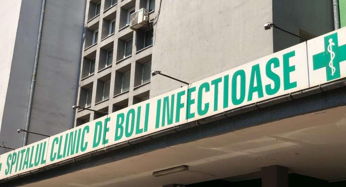 Accesul vizitatorilor a fost limitat la Spitalul Clinic de Boli Infecțioase din Constanța