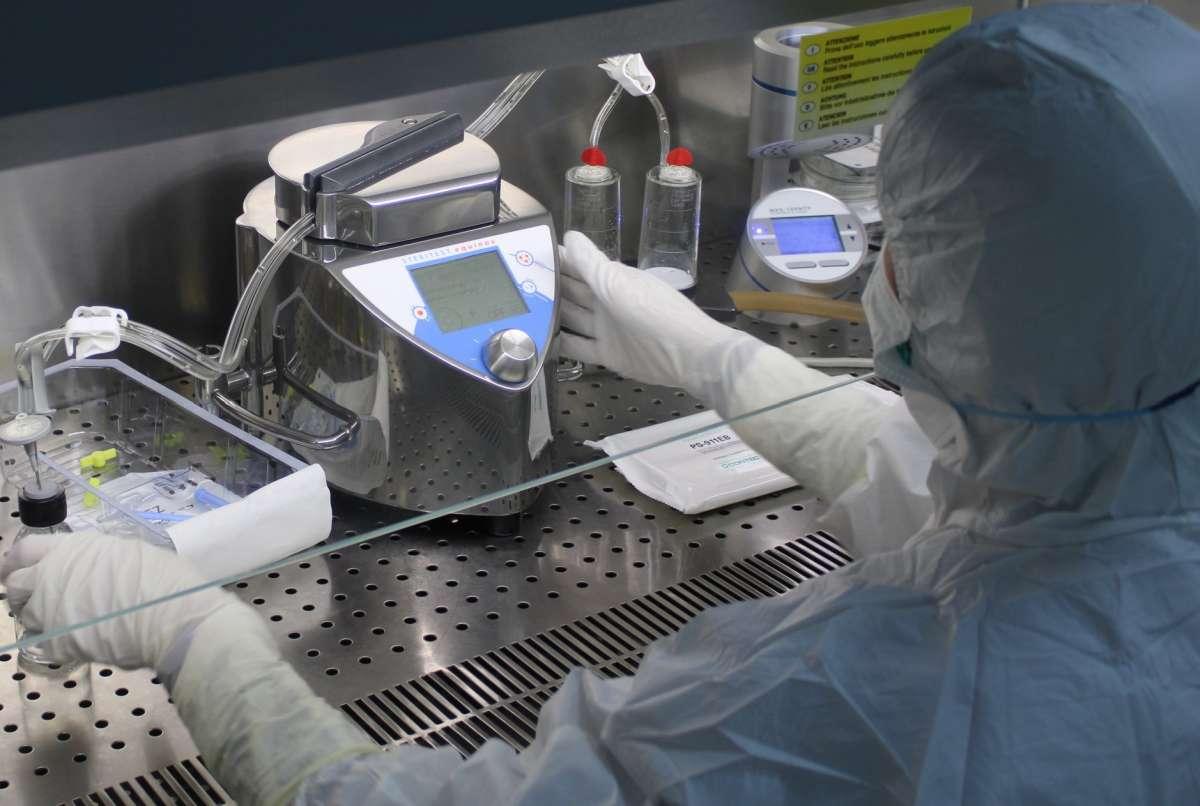 Institutul Cantacuzino participă la diagnosticarea COVID-19