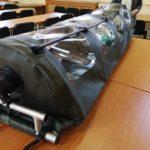 Proiect de cercetare finalizat în timp record: prima izoletă de concepție românească